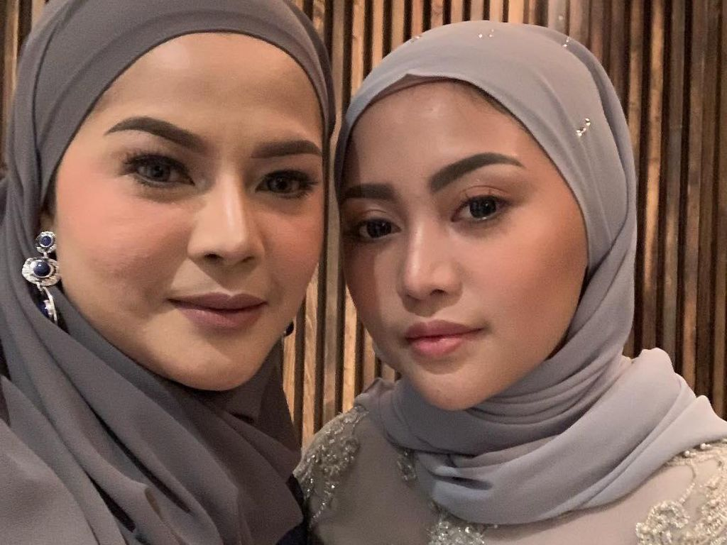 Ibu Rachel Vennya Kena Cibir Pedas karena Lepas Hijab