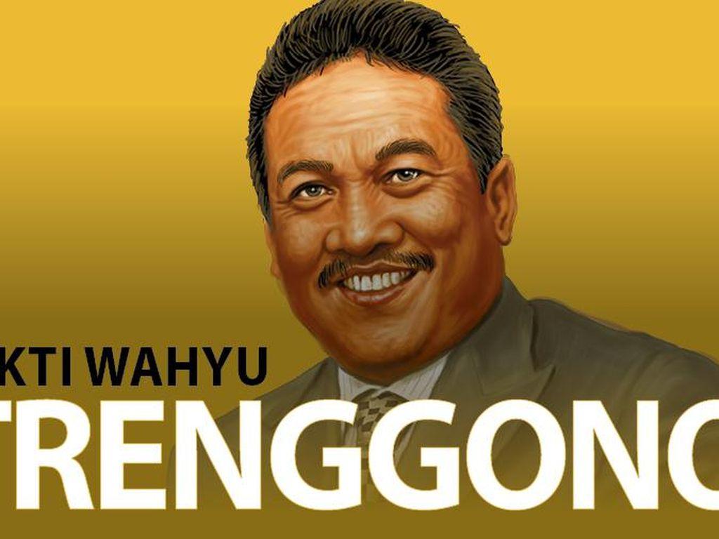 Wahyu Trenggono: Dari Wamenhan Jadi Menteri Kelautan dan Perikanan