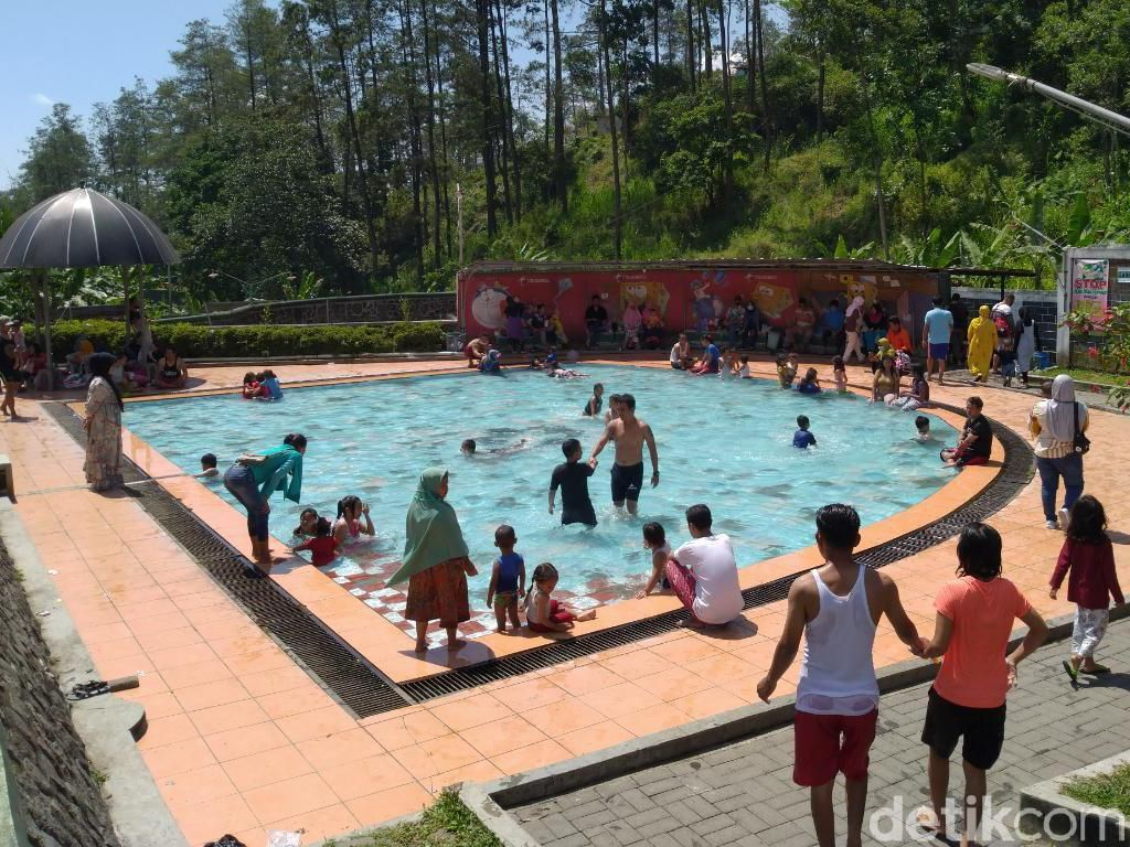 Wisata Air di Mojokerto Tetap Buka Saat Libur Nataru, Pengunjung Dibatasi 50%