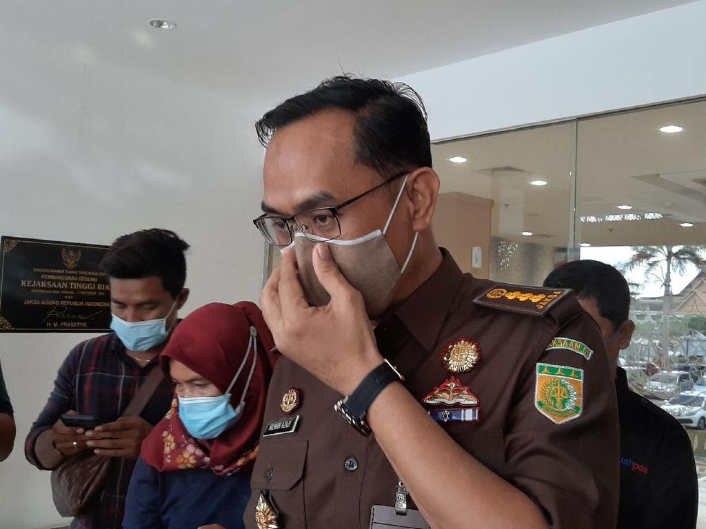 Sekda Riau Diduga Korupsi Rp 1,8 M Saat Jabat Kepala Bappeda Siak