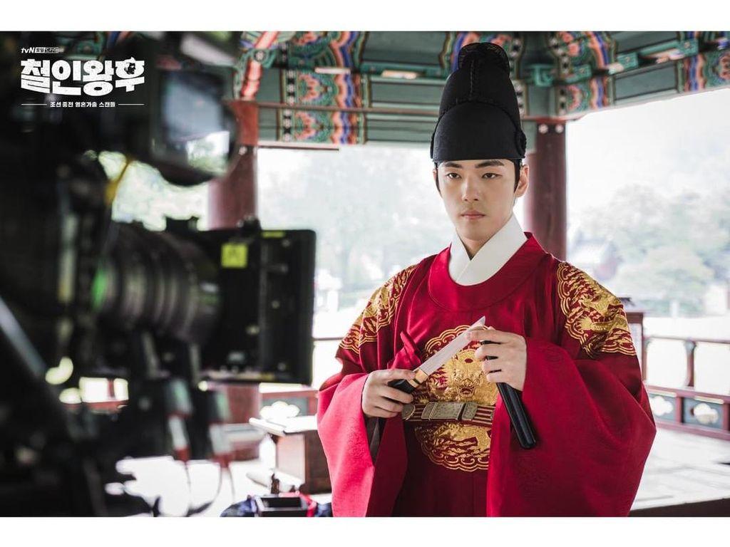 Nge-vlog Bareng, Pemain Mr. Queen Ajak Pamerkan Lokasi Syuting Drama