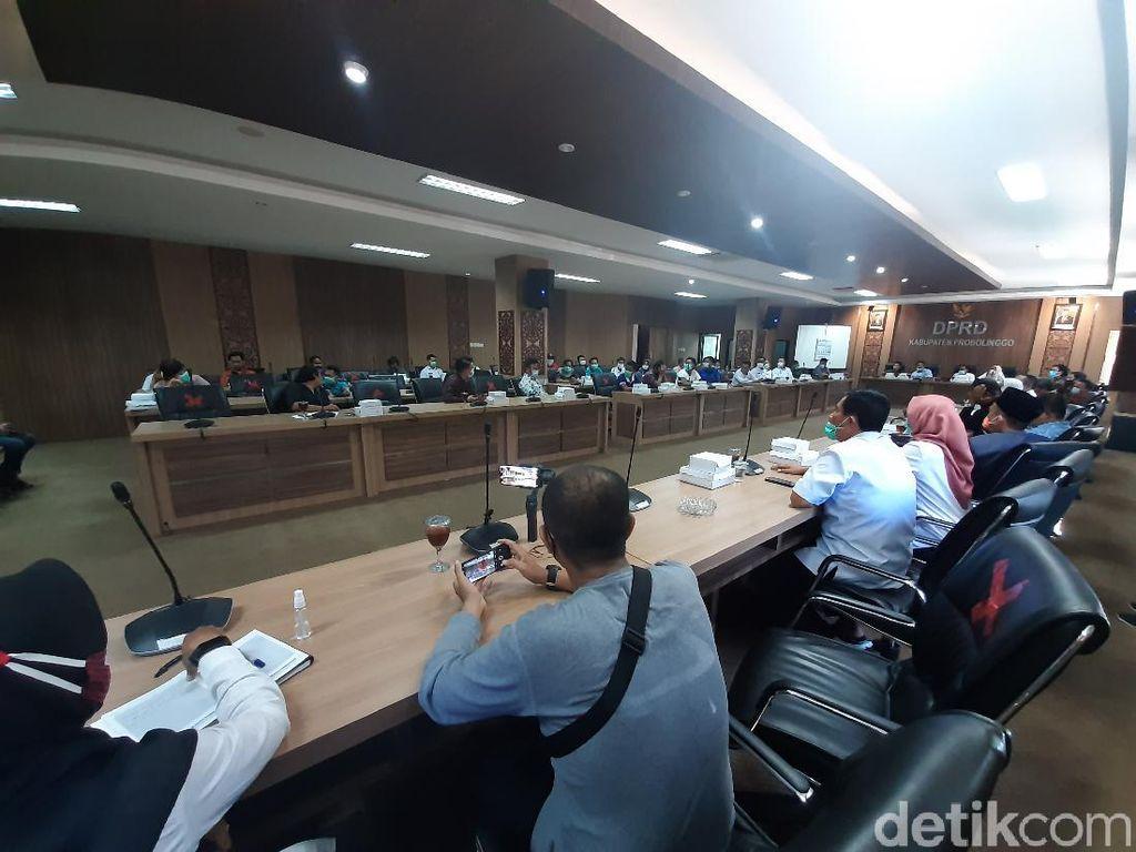 Ucapan Dianggap Bikin Pabrik Kayu Ditutup, Anggota DPRD Probolinggo Minta Maaf