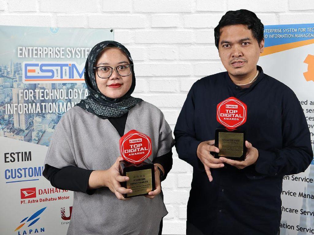 Software Anak Negeri Raih 2 Penghargaan Top Digital Awards 2020