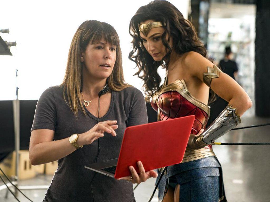 Wonder Woman 3 Siap Digarap, Patty Jenkins Kembali Jadi Sutradara