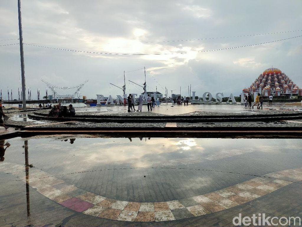 Kereta Api Kota Makassar Dibangun Melayang