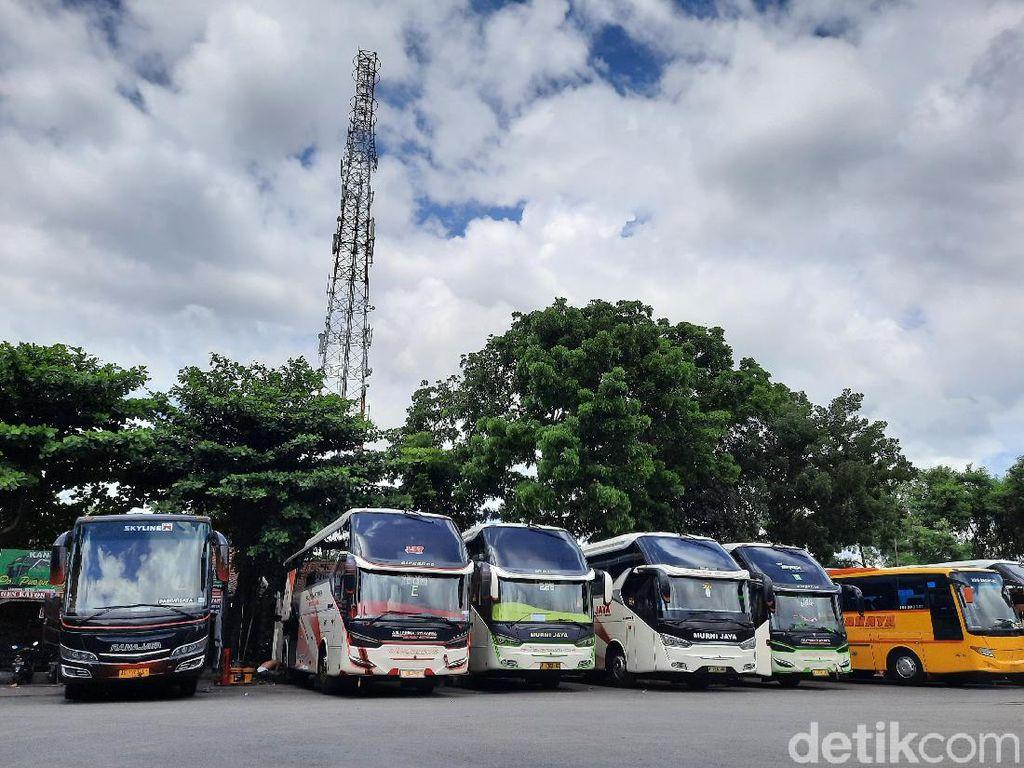 Ngenes, 95 Persen Sopir dan Kernet di Yogyakarta Dirumahkan