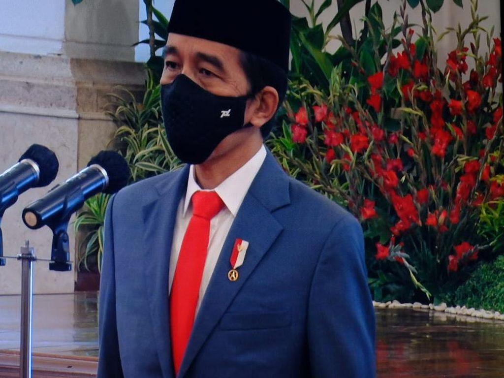 Jokowi Lantik Gubernur Sulut Olly Dondokambey-Gubernur Kaltara Zainal Paliwang