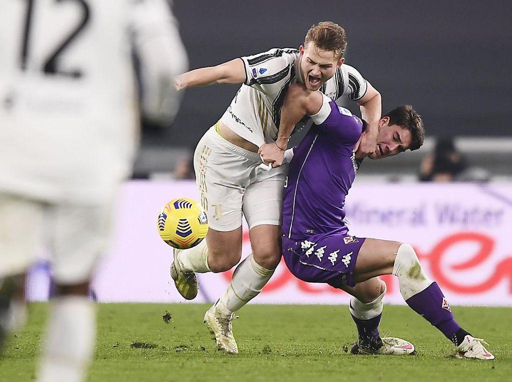Kekalahan Kandang Terburuk Juventus di Allianz Stadium