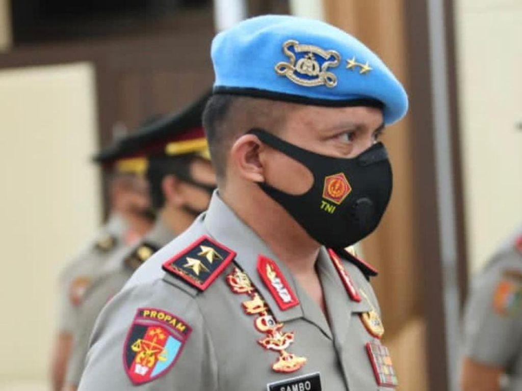Propam Polri Pastikan Bripka CS Pelaku Penembakan Dipecat Secara Tidak Hormat
