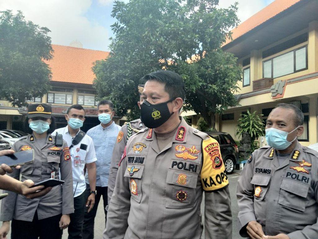 Jelang Tahun Baru, Polda Bali Akan Tertibkan Penjual Kembang Api