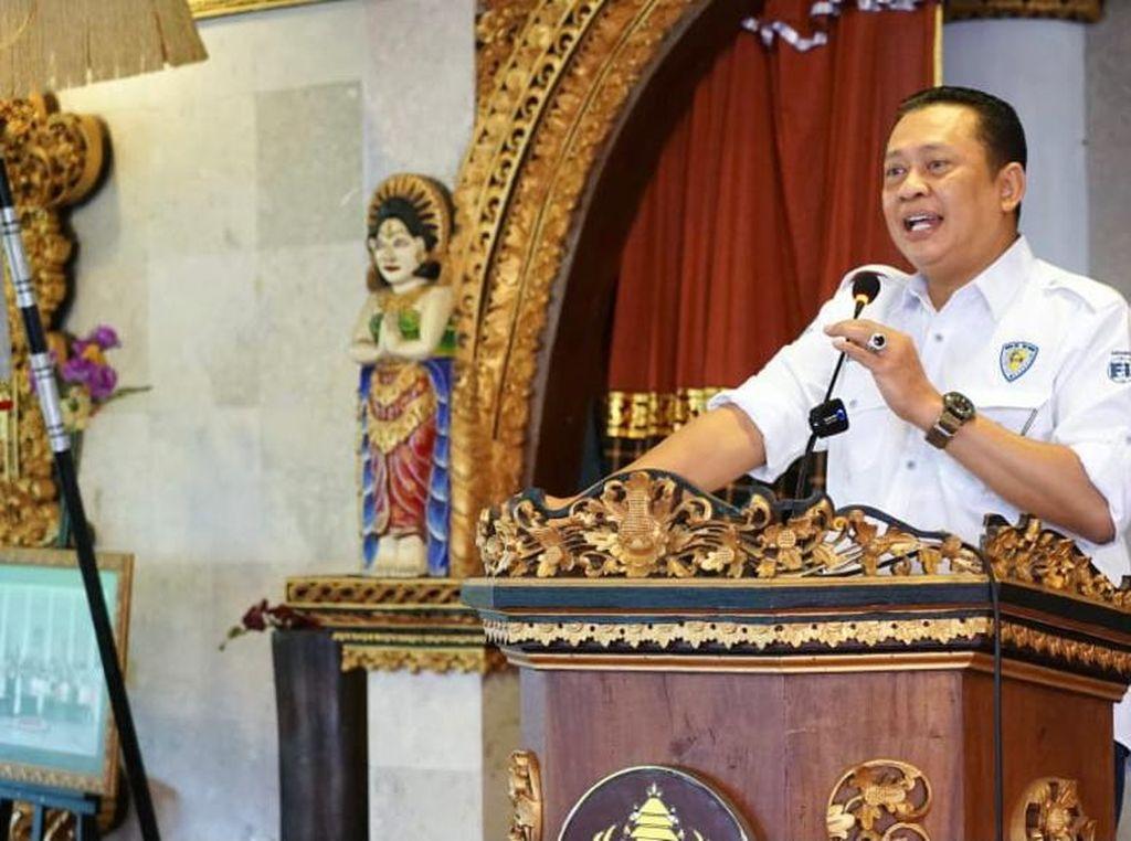 Ketua MPR Ulas Peran Penting Forum Kerukunan Umat Beragama