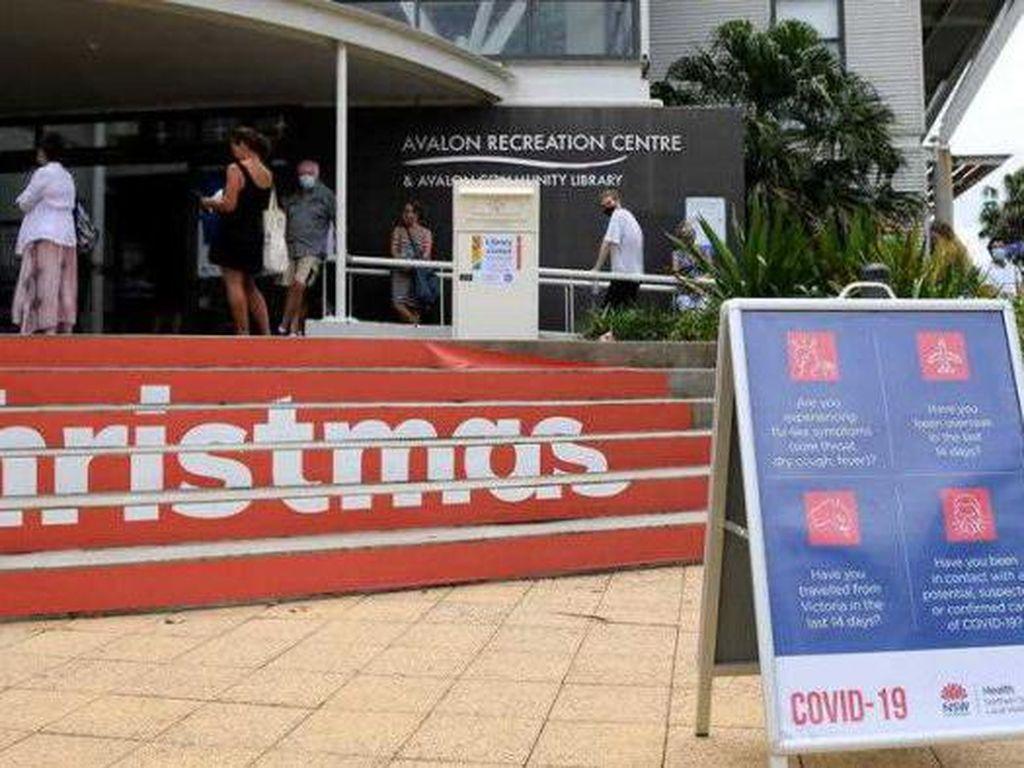 Kumpul-kumpul Terbatas Saat Natal Diperbolehkan di Pantai Utara Sydney