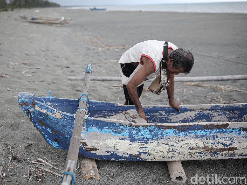 KUR BRI Bantu Nelayan di Malaka