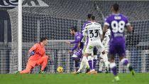 Gol-gol Juventus Dibantai Fiorentina 0-3