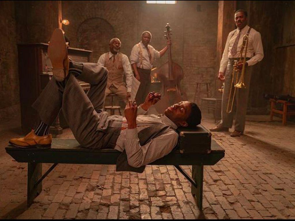 Ma Raineys Black Bottom Film Terakhir Chadwick Boseman yang Mengesankan
