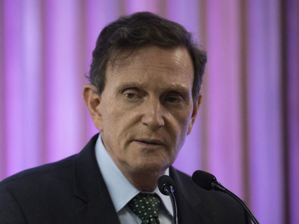 Wali Kota di Brasil Ditangkap Terkait Korupsi