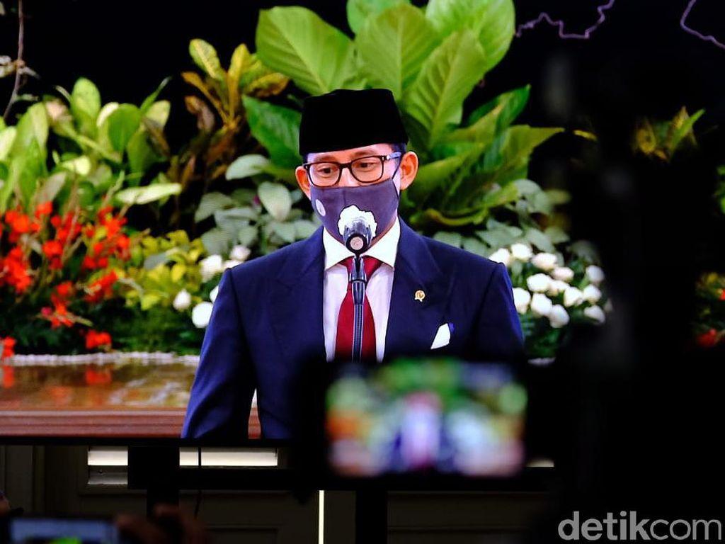 Jokowi-Maruf Beri Tugas Khusus Buat Sandiaga Uno, Apa Itu?