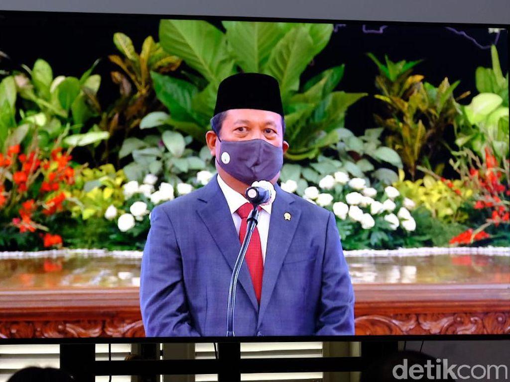 Wahyu Trenggono Akan Kaji Ulang Kebijakan Ekspor Benih Lobster