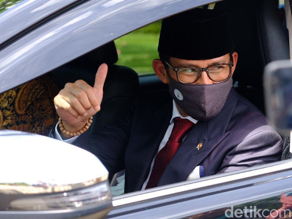 Sandiaga Jadi Menparekraf, Presiden PKS Titip Pesan Perjuangkan Umat