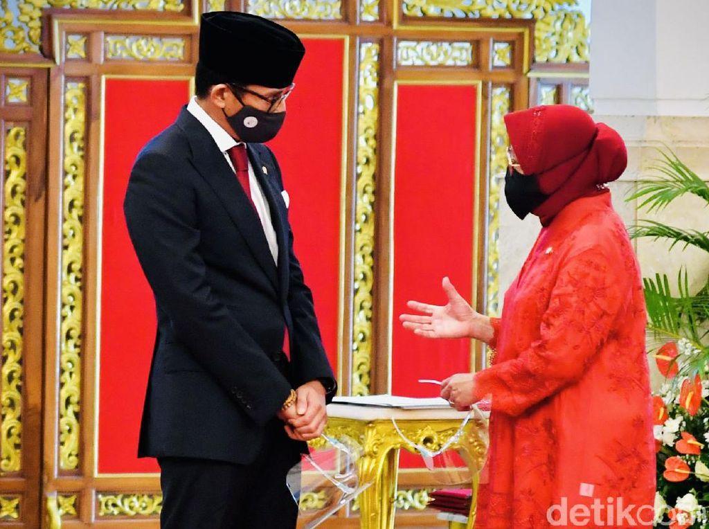 Daftar Nama Menteri dan Kabinet Baru Jokowi