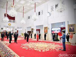Pengamat Prediksi Jokowi Bakal Reshuffle Lagi