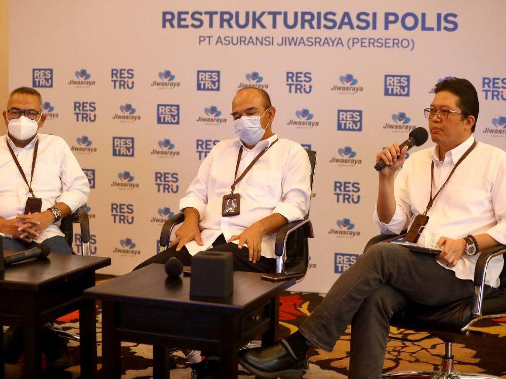 Percepatan Program Restrukturisasi Polis Jiwasraya