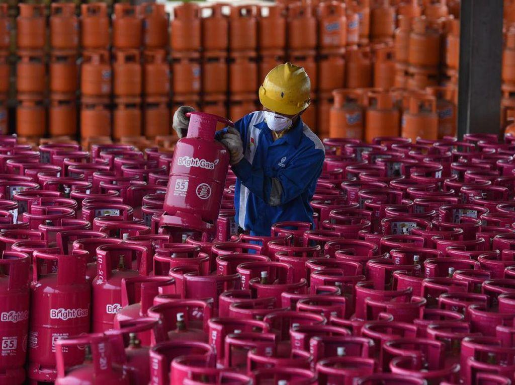 Jelang Libur Nataru, Pertamina Tambah Pasokan LPG di Serang-Cilegon