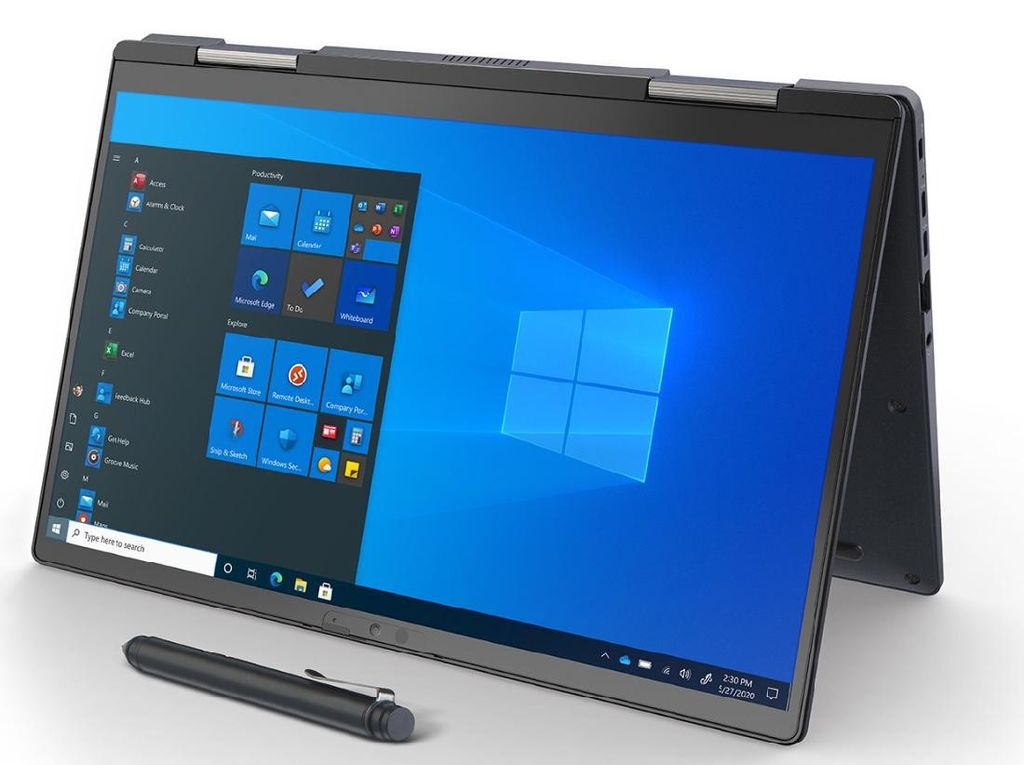 Dynabook Portege X30W-J, Laptop Konvertibel 13 Bersertifikasi Intel Evo