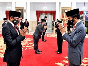 Kisah Salah Kode Sandiaga Jadi Menteri hingga Terima Pinangan Jokowi