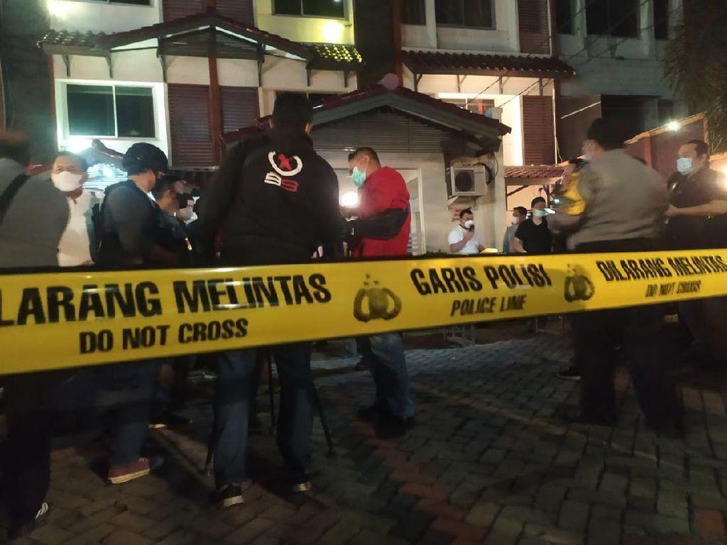 Total 11 Orang Ditangkap Terkait Jaringan 201 Kg Sabu di Petamburan
