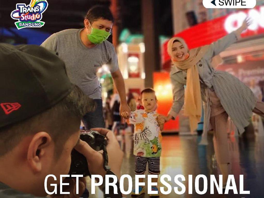 Liburan Seru di Trans Studio Bandung, Serasa Punya Fotografer Pribadi!