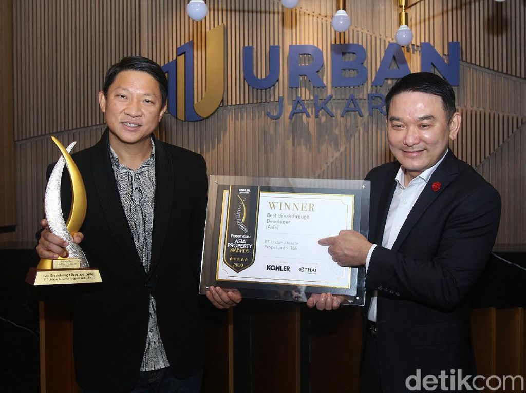 UJP Raih Asia Property Awards 2020