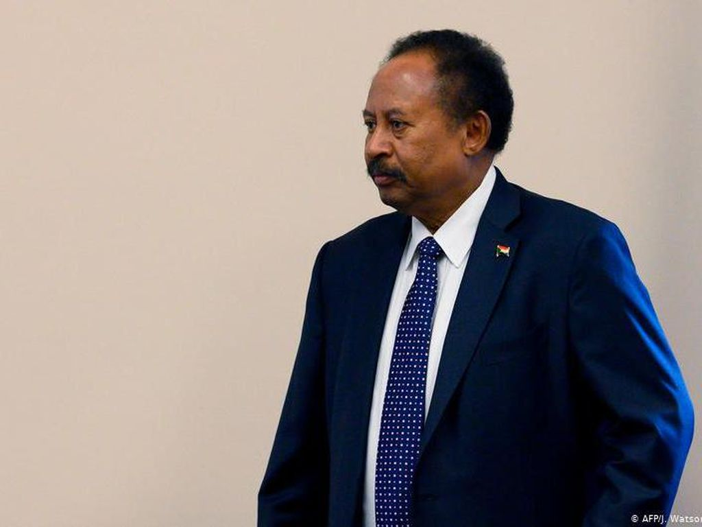 Usai Normalisasi, Sudan Berutang ke AS Pulihkan Hubungan dengan Israel