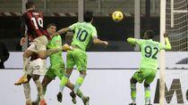 Dramatis! Momen AC Milan Menang Lawan Lazio