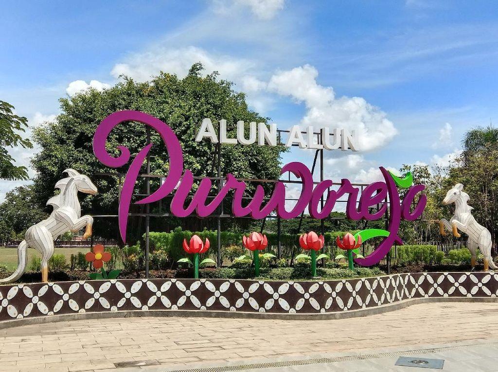 Purworejo Tutup Objek Wisata Selama 2 Pekan, Alun-alun pun Tutup