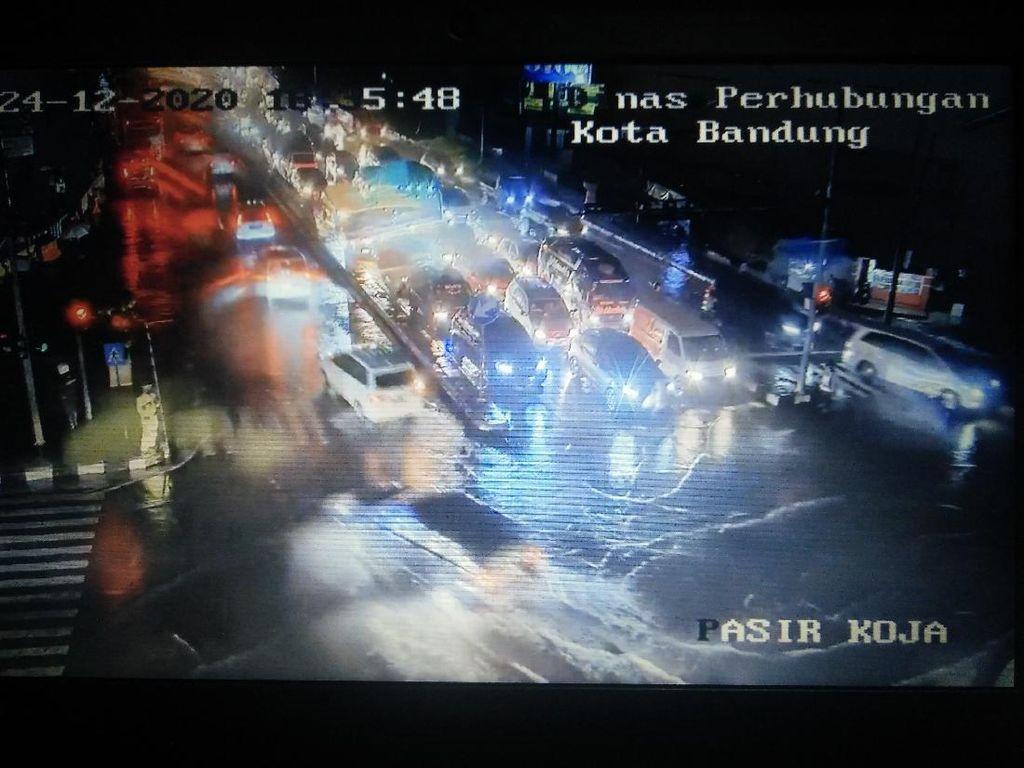 Hujan Deras, Bandung Dikepung Banjir
