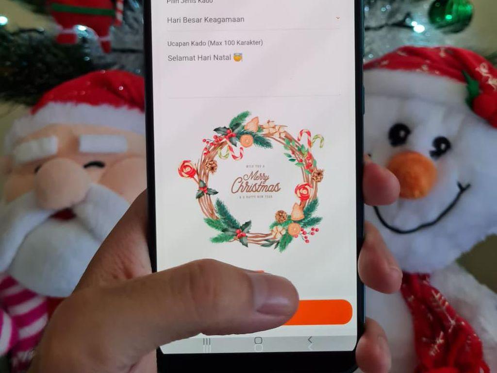 Berbagi Kasih dengan Digital Kado Cukup Lewat Smartphone