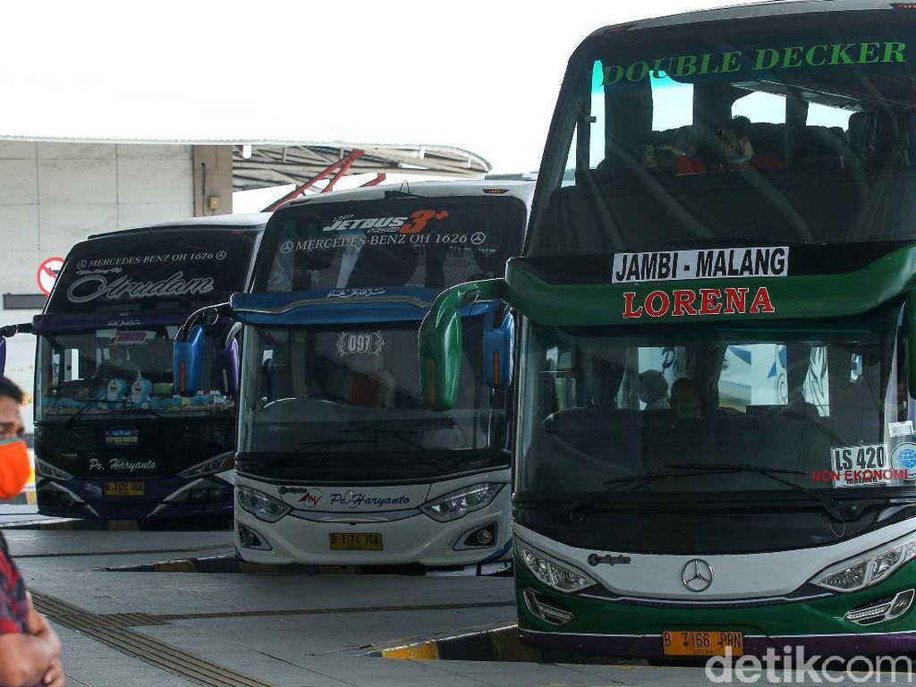 Bongkar Rahasia Mengapa Mesin Bus Tidak Dimatikan saat Berhenti di Rest Area