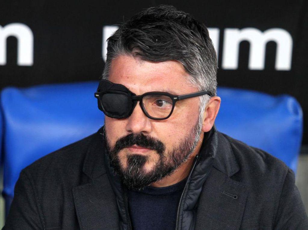 Gattuso Lagi Sakit, Sudah Pasrah kalau Akan Mati