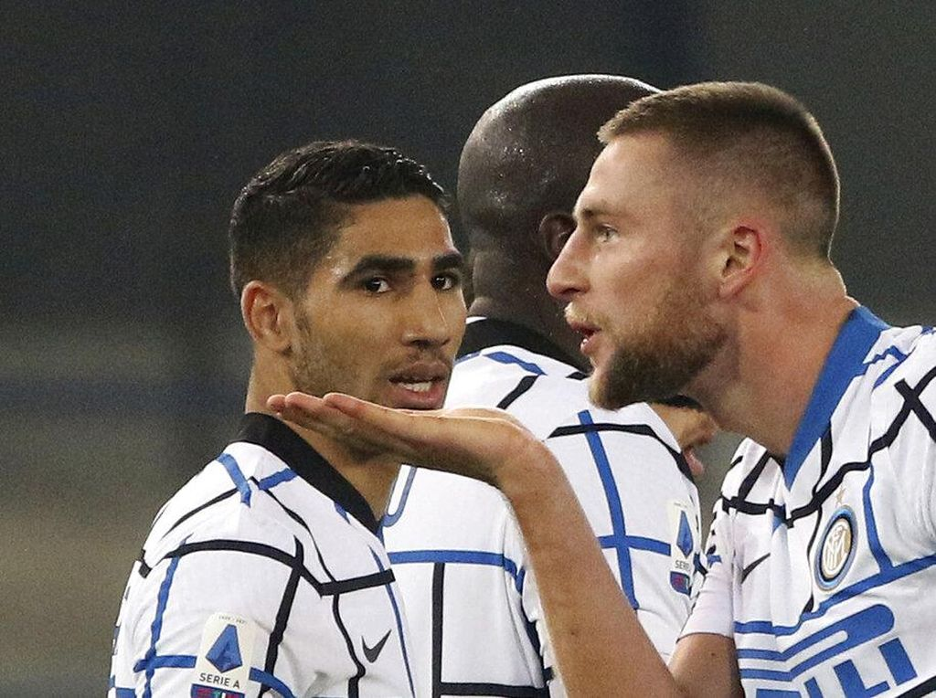 Luka di Liga Champions Bikin Inter Terus Ngegas