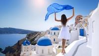 Yunani Kembali Buka Pintu untuk Turis dari 53 Negara