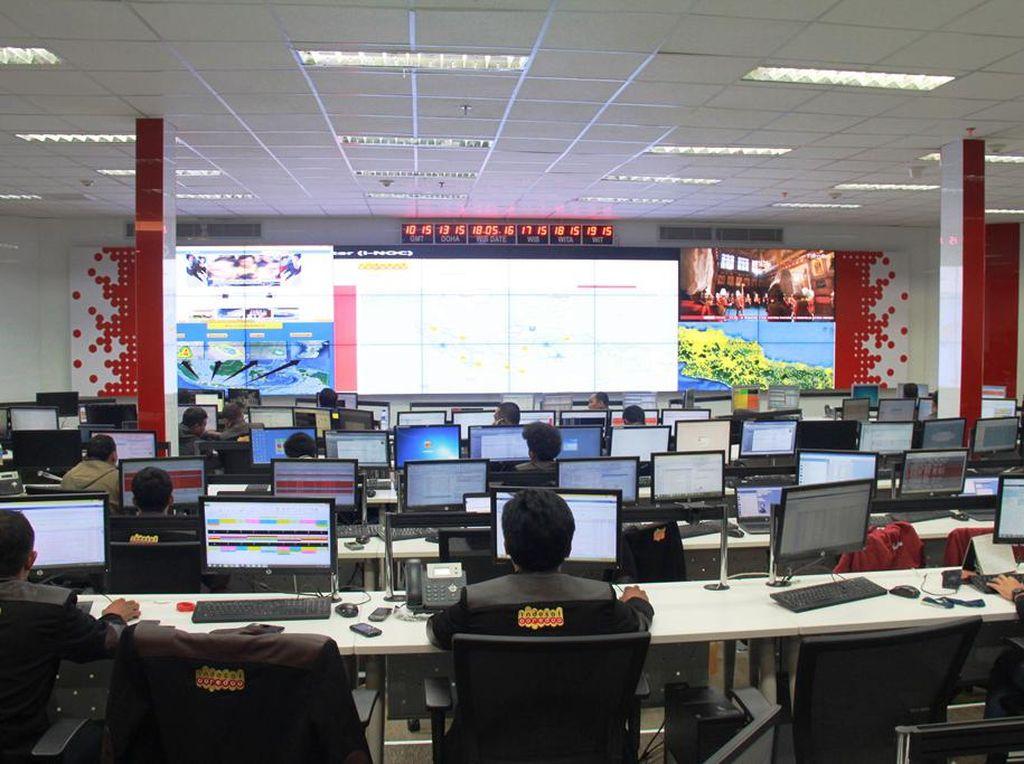 Indosat Tambah Kapasitas Jaringan Sambut Natal dan Tahun Baru 2021