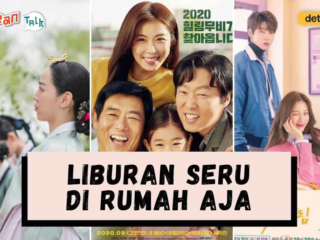 K-Talk Ep 62: Rekomendasi Drama dan Film Korea Seru untuk Long Weekend