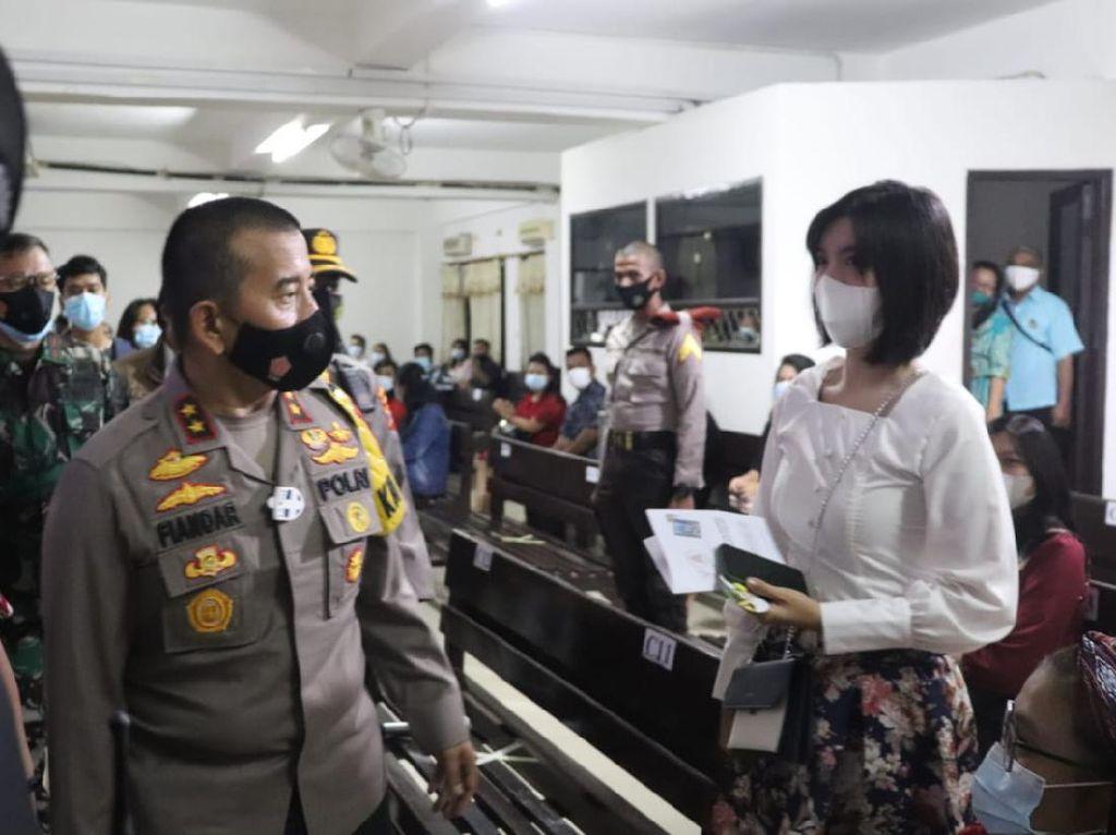 Kapolda Banten: Misa Natal Aman dan Sesuai Prokes