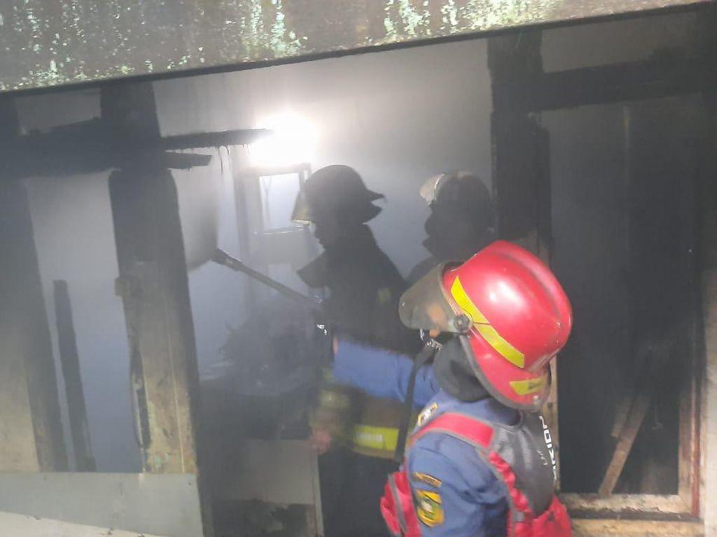 Api Lalap Rumah Makan di Puncak Bogor, 4 Orang Luka Bakar