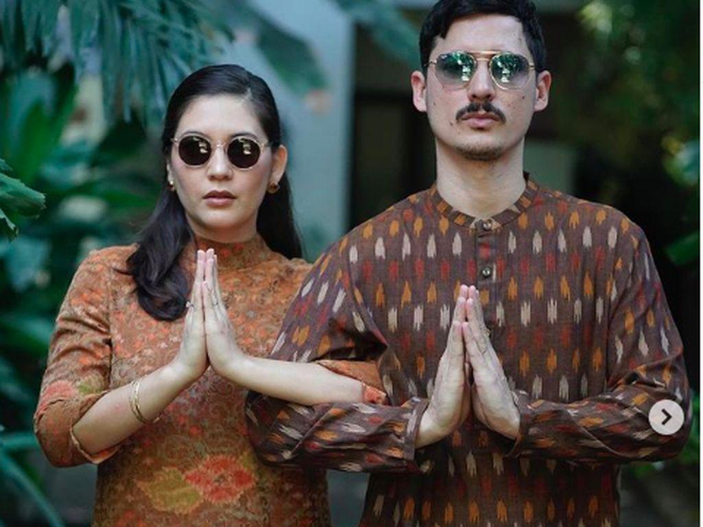 Hannah Al Rashid dan Nino, Pasangan di Film Berlanjut ke Kehidupan Nyata