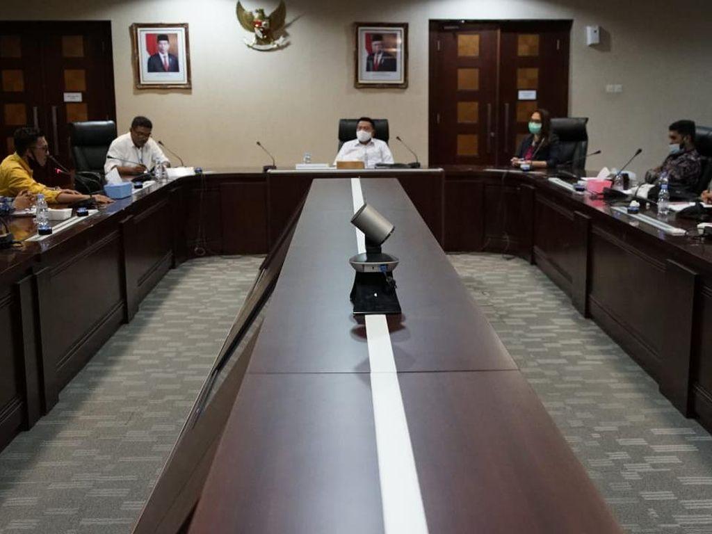Temui Moeldoko, BEM Nusantara Siap Jadi Mitra Kritis Pemerintah