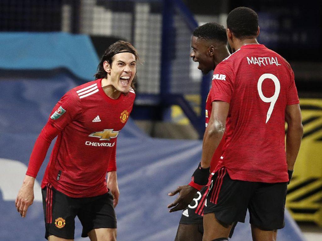 Man United Semestinya Bisa Menang Lebih Nyaman