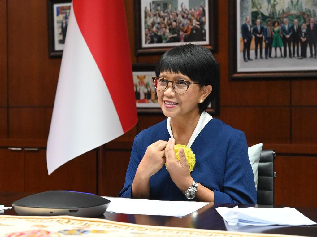 Menlu Retno Jadi Co Chair COVAX, Indonesia Ikut Pimpin Gabungan Vaksin COVID-19