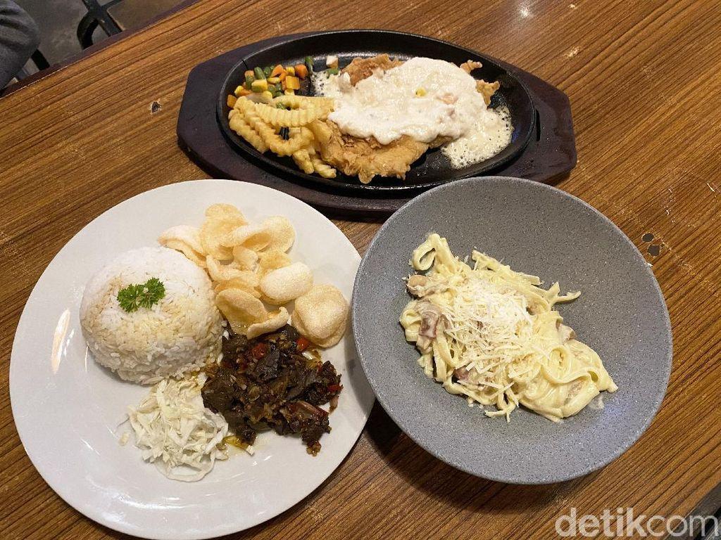 Mr. K Cafe: Makan Enak Bonus Panorama Kota Atas Semarang yang Keren